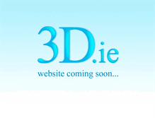Tablet Preview of 3d.ie
